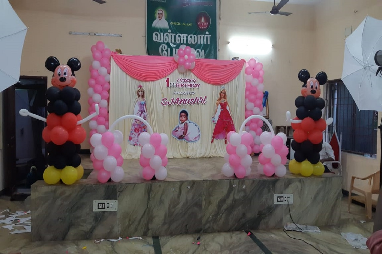 Birthday Catering Service In Chennai
